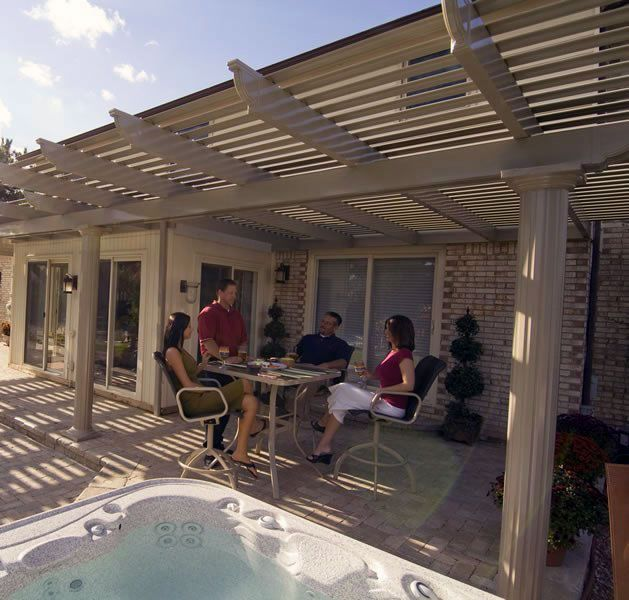 22 best Patio Roof or No Roofthat is the images – Arbor Patio Cover Plans