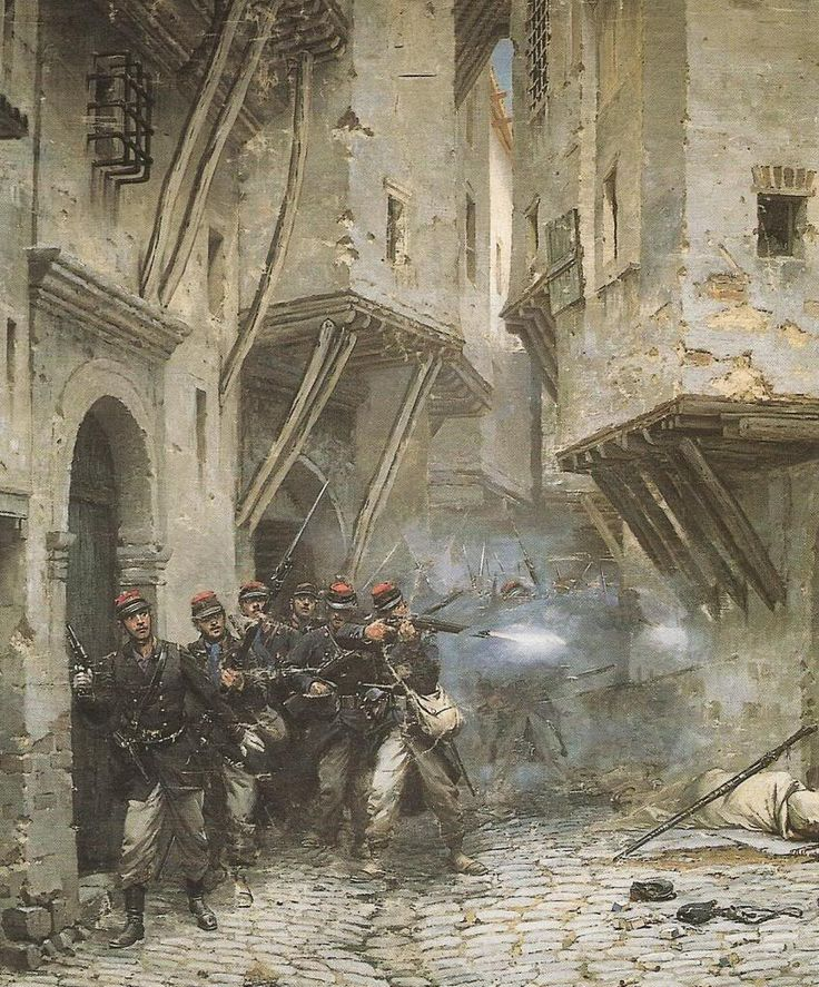 Salute to Edouard Detaille - Page 12 - Armchair General and HistoryNet >> The Best Forums in History
