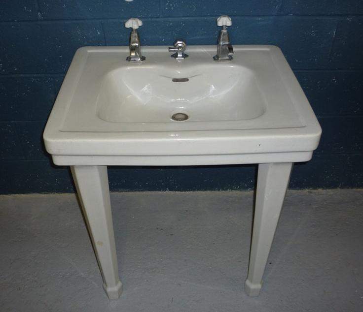 Art Deco Basin