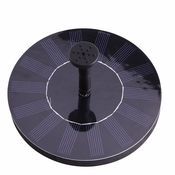 12.03$  Buy now - http://alihax.shopchina.info/1/go.php?t=32816481309 - Creative 180L/H 1.4W Solar Power Floating Fountain Water Pump for Birdbath Pool Watering Wide Irrigation Pumps Garden Pump  #magazineonlinebeautiful