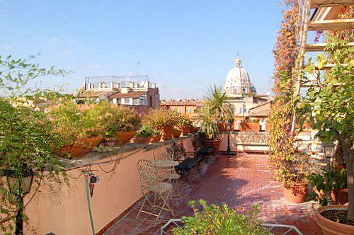 Rome Sweet Home - Lucina Wonderful Terrace Apartment - Rome