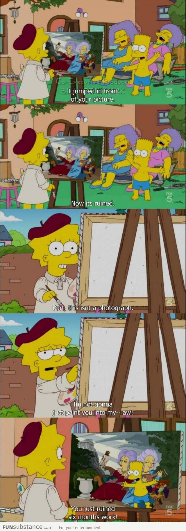 The Simpsons Logic