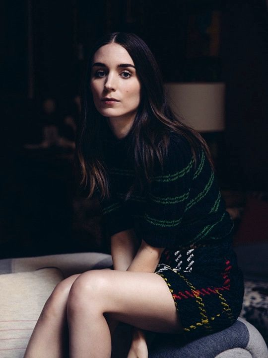 Rooney mara the girl with the dragon tattoo ain 39 t them for Full body tattoo porn