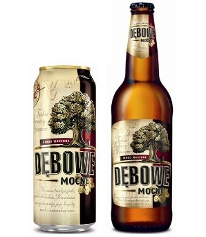 Debowe Mocne Polish Beer (Newington Corner Show, Edinburgh)