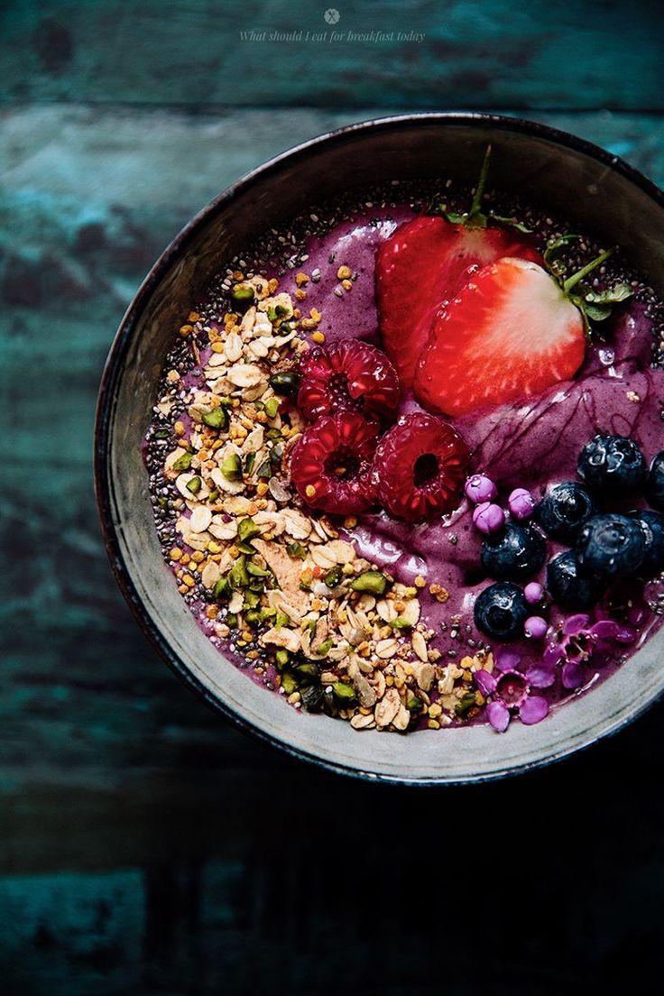 Acai bowl of goodness