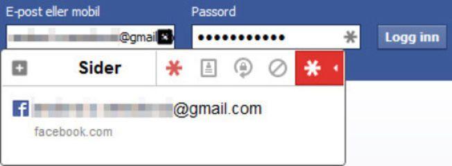 Lag bedre passord!
