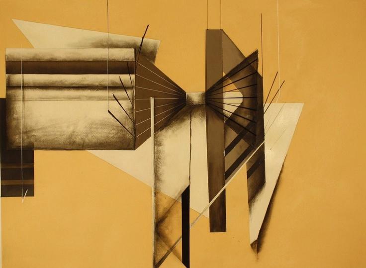 My artwork! Untitled #3. Jamie Earnest. 2012