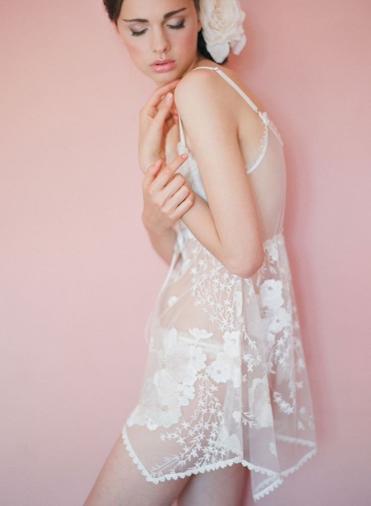 Heirloom by Claire Pettibone l Limited Edition of Fine Lingerie. Ye gods...so beautiful.