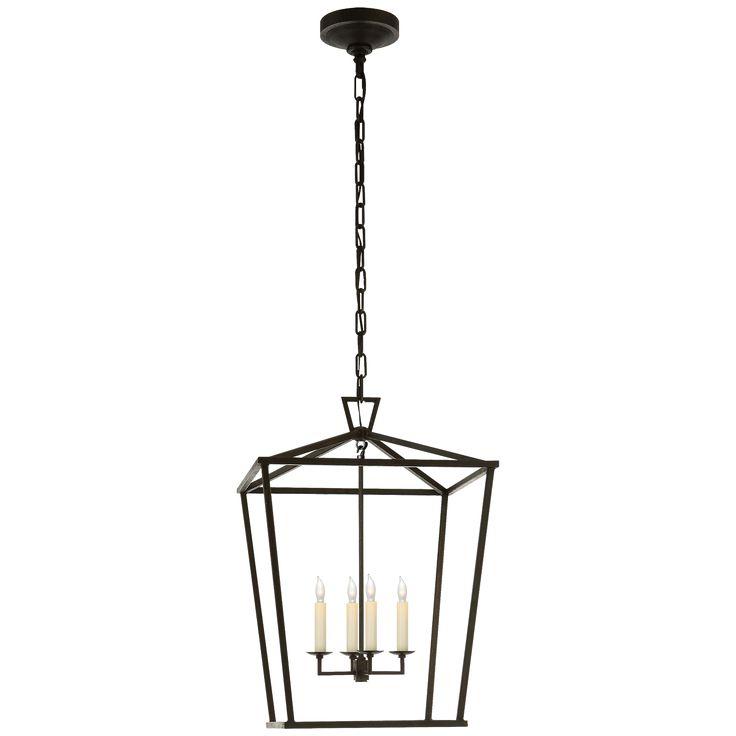 Darlana Medium Lantern | Circa Lighting  sc 1 st  Pinterest & Best 25+ Circa lighting ideas on Pinterest | Lantern chandelier ... azcodes.com
