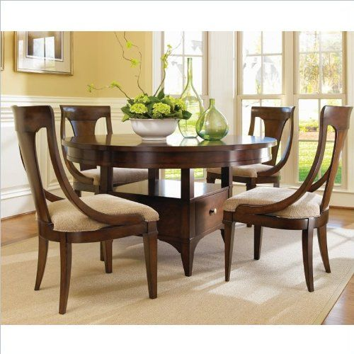 Hooker Furniture Abbott Place Round Counter Height Dining Table