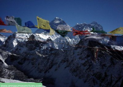 Mt. Everest 8848m - Highest Mountain in the World