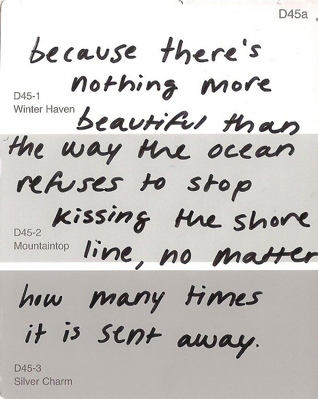 Ocean quote