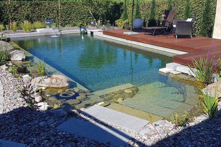 Rieper Silbernagl Garden Design And Swimming Ponds In Ingolstadt Schwimmteich Naturschwimmbecken Naturschwimmbader