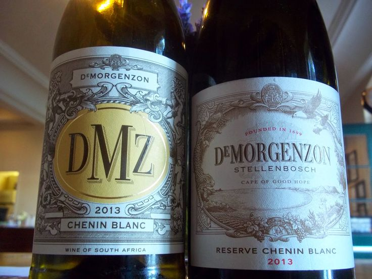 Reading, Writing & Wine: DeMorgenzon: Harmonious Stellenbosch Wines