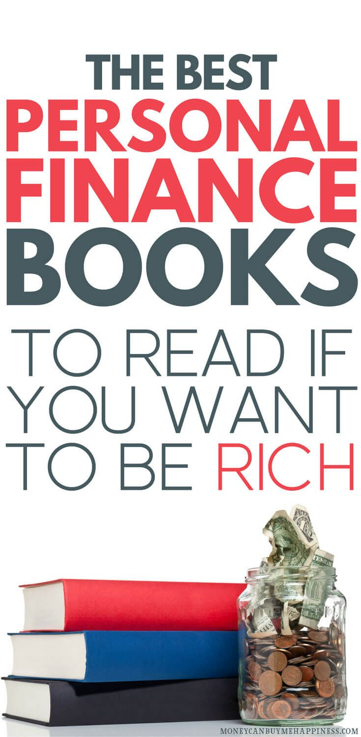 10 Best Personal Finance Books to Learn about Money