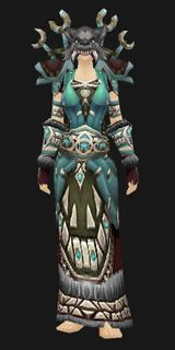 The Elements (Recolor) - Transmog Set - Mail-- Shaman