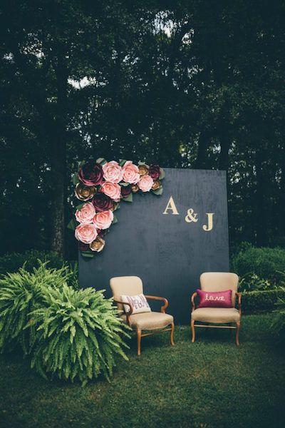 This #DIYproject will make every #wedding memorable #creativewedding #DIYwedding #brideonabudget