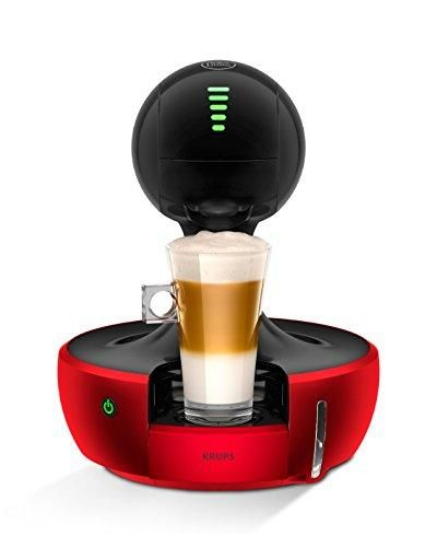 Oferta: 99.69€ Dto: -38%. Comprar Ofertas de Krups Nescafé Dolce Gusto Drop - Cafetera con pantalla táctil de selección, color rojo barato. ¡Mira las ofertas!