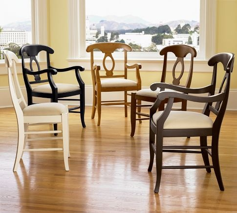 Missionstyle Dining Room Set
