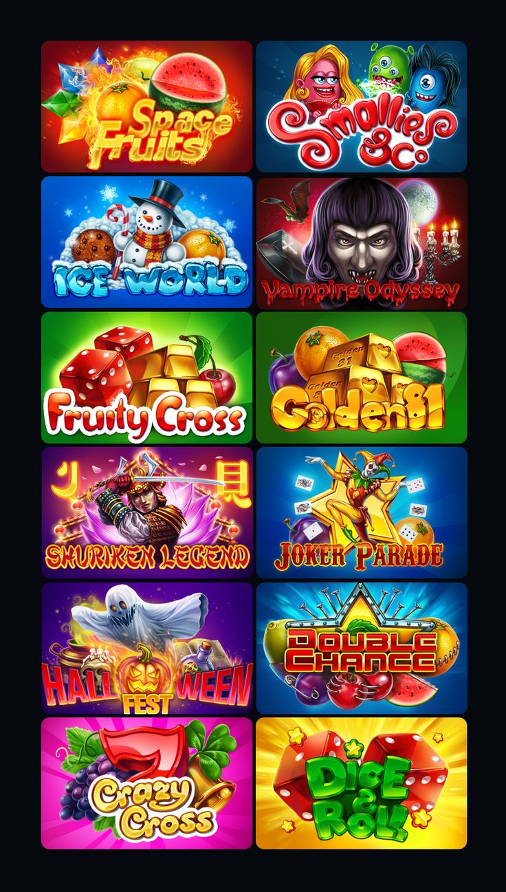 We present to you a unique set of logos designed specifically for the game slot machines.  We hope that you enjoy. http://slotopaint.com