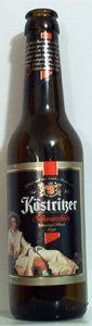 Köstritzer Schwarzbier..... mmmm sehr Lecker!!!! aus Deutschland.