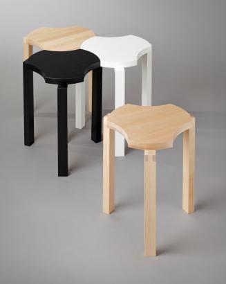 Addo stool. Designer Pia Öst