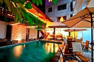 Ohan Hotel Kuta in Bali, Indonesia