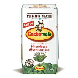 yerba mate con mezcla de hierbas serranas #Argentina