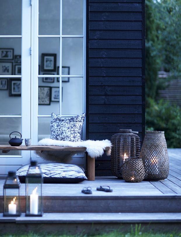 Tiden er ved at nærme sig for at åbne din terrasse og haven til den sommer, vi efter en lang og hård vinter hungrer så dybt efter. Så gå på opdagelse og få terrasse inspiration til, hvordan du kan skabe de skønneste omgivelser i dit uderum