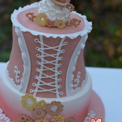Steampunk torta