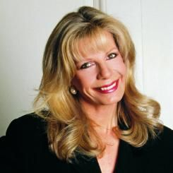 Princess Yasmin Aga Khan. The daughter of Prince Aly Khan and screen legend Rita Hayworth, she has a passion for opera and is a very active spokesperson and fundraiser for Alzheimer's Disease.