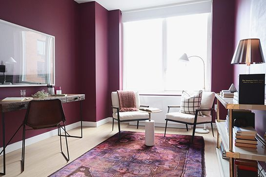 Best 20 plum walls ideas on pinterest purple wall paint plum bedroom and plum paint for How much to paint a two bedroom apartment