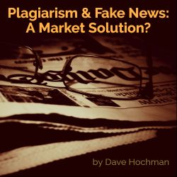 In the age of the Internet, plagiarism runs rampant. See plagiarism journalism case, a real case example of plagiarism and how it is handled in the newsroom