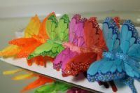 Colourful Butterflies, Arts & Crafts - Super Floral Distributors - Decor, Floral accessories and Crafters accessories in Cape Town