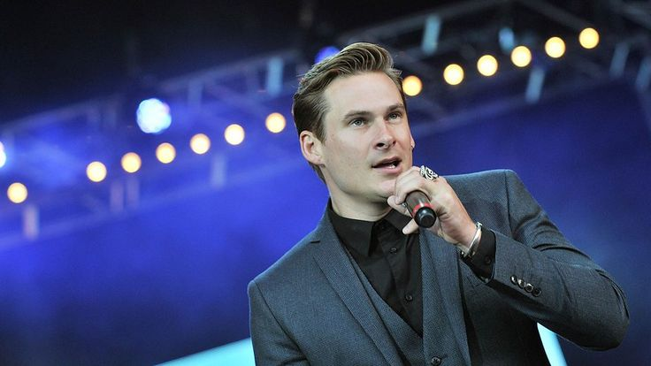 Lee Ryan from Blue