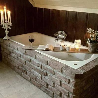 16 best Bad Ideen images on Pinterest Bathroom, Showers and - badezimmer mit schräge