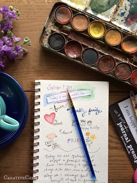 Image creative writing journals online