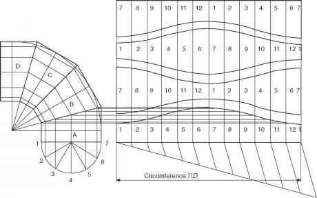 The 61 best Sheet Metal Pattern Development images on