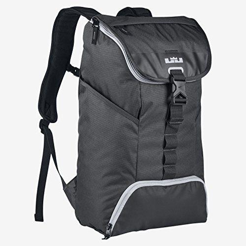 Nike LeBron James Ambassador Max Air Backpack Anthracite/Black/Cool Grey #Nike #LeBron #James #Ambassador #Backpack #Anthracite/Black/Cool #Grey