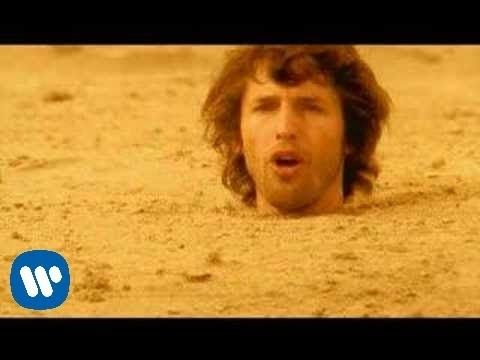 Why for would someone bury James Blunt in the sand. WHY FOR WOULD THEY DO THIS?!?!