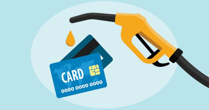 How does a fuel card work for truckers tcs fuel blog