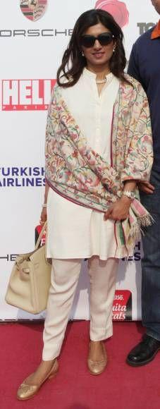 Hina Rabbani Khar.