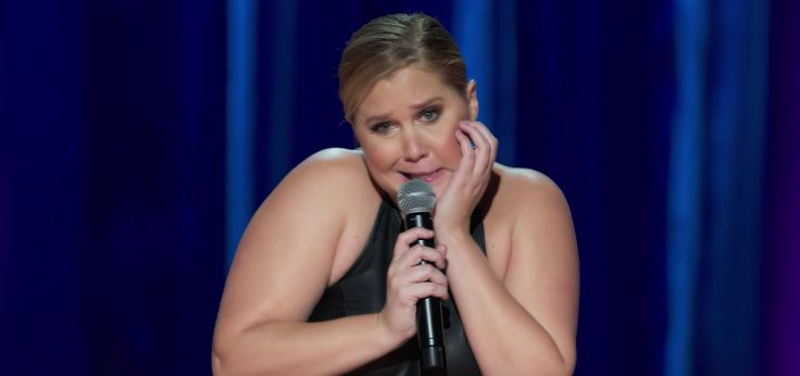 Amy Schumer's Netflix Special Flops After Video Shows That She's Stolen Other Comedians' Jokes.