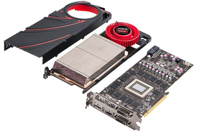 AMD's latest graphics card is a steal at $549 - It's tough to think of any $549 PC component as a great value, but that's exactly what reviewers are saying today about AMD's latest graphics card, the Radeon R9 290X. It may cost more than either the Xbox One or the PS4, but the 290X still justifies its existence with an unequaled price-to-performance ratio. | The Verge