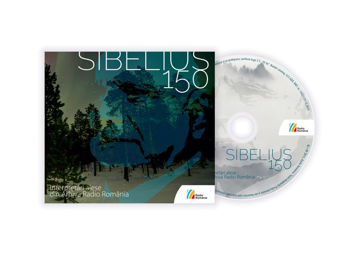 Sibelius – 150, Editura Casa Radio (2015)