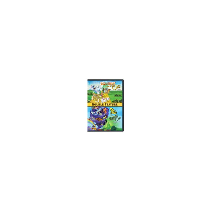Tom and Jerry: Back To Oz/Wizard Of Oz (Dvd)