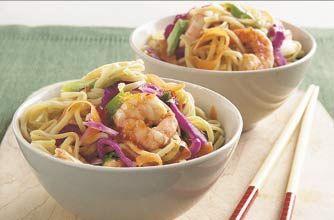Sweet chilli prawn stir-fry recipe - goodtoknow