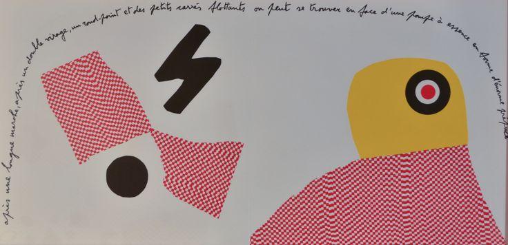 Enrico Baj, Composizione, litografia a colori e collage 38x75 cm, 1972 Litografia tratta dal libro-oggetto La cravate ne vaut pas une médaille realizzato e firmato da Enrico Baj e stampato in 200 esemplari. Il volume da cui è tratta la litografia è numerato 111/160. Opera pubblicata sul catalogo I libri di Baj, edizione Electa, p. 124, n. 205. http://milanoarte.biz/index.php/enrico-baj-993.html