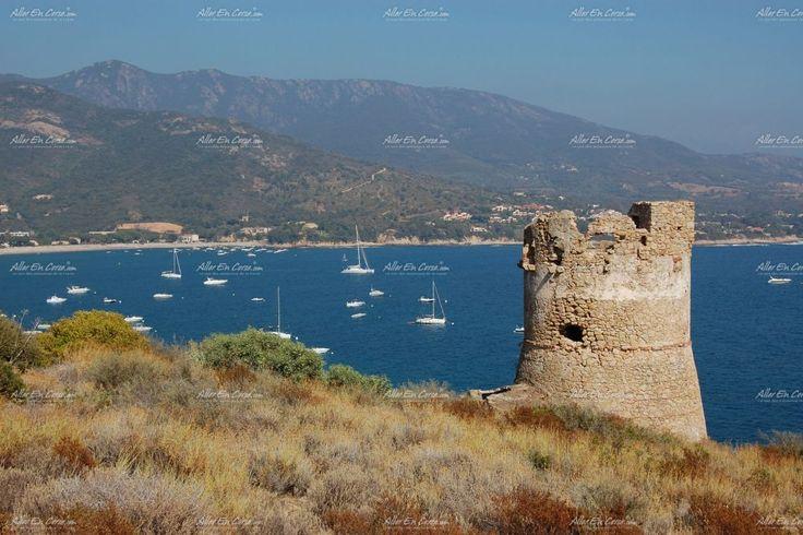 Torre Sagone//Sagone est une station balnéaire de Corse-du-Sud dépendant de la commune de Vico , commune françaises située dans le département de la Corse-du-Sud et ...