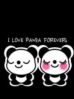 Free Panda Wallpaper Resolution 240 X 320 Ipod